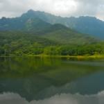 Kagamaike n Mt Togakushi Nagano