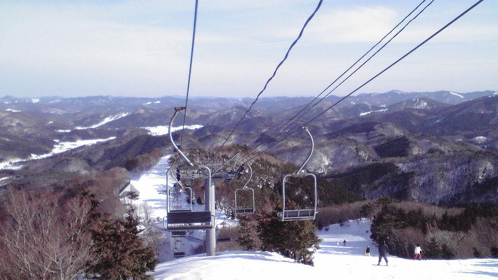Hiroshima Ski Resort