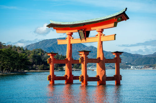 Itsukushima Gate