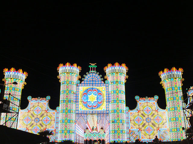 Luminarie Kobe Illumination
