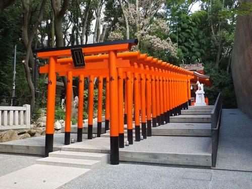 Ikuta Inari Shrine