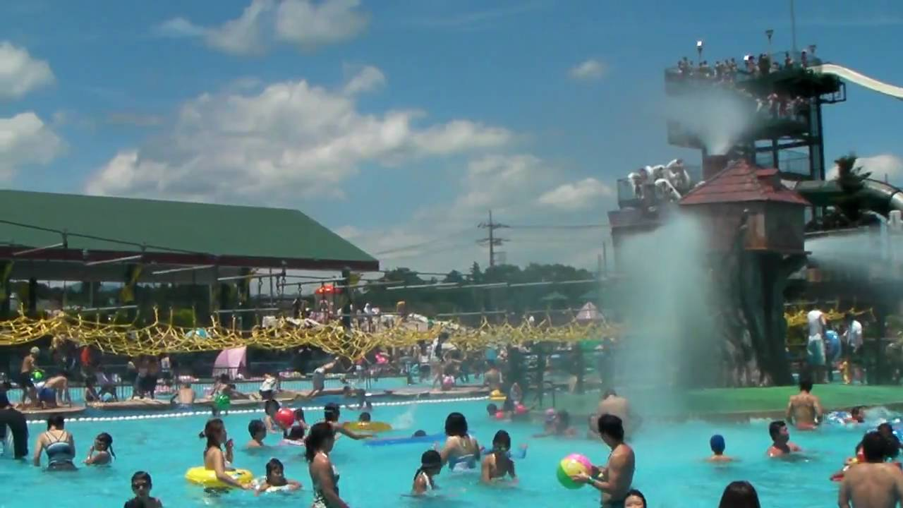 Splish Splash Sploosh Your Guide To Tokyo S Waterparks